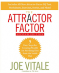 The Attractor Factor book cover