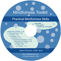 Mindfulness Tooklkit CD