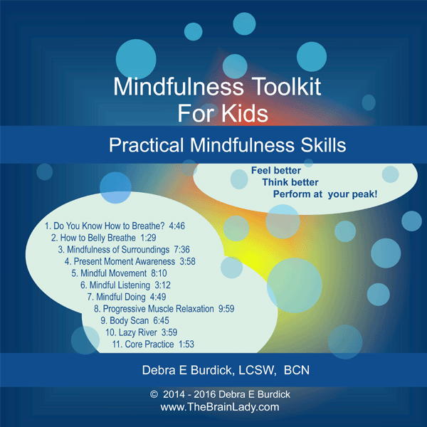 Mindfulness Toolkit CD