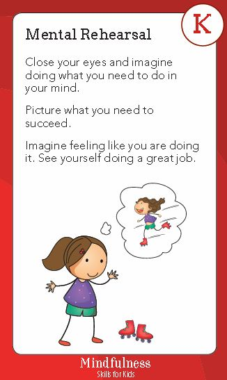 Mindfulness skills for kids card deck and 3 card games the brain lady here are a couple of examples of the cards with the adorable illustrations solutioingenieria Gallery