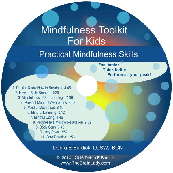Mindfulness Toolkit CD